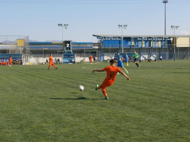 2-0 η Ένωση Ερμιονίδας την Κ-19 του Αστέρα