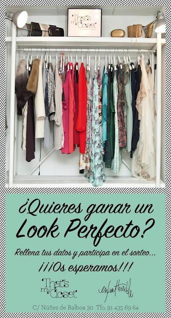 Sorteo Look Perfecto
