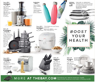 The Bay Weekly Flyer January 12 - 18, 2018