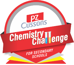 PZ Cussons Chemistry Challenge 2018 1st & 2nd Stage Examination Results