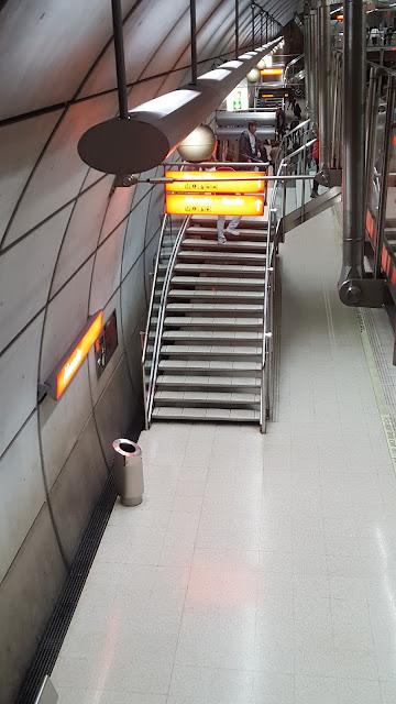 Metro, Bilbao, España, Elisa N, Blog de Viajes, Lifestyle, Travel