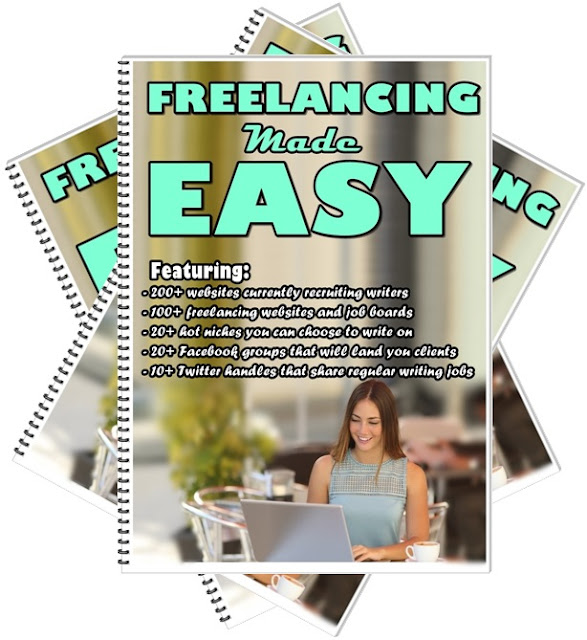E-book: Freelancing Made Easy