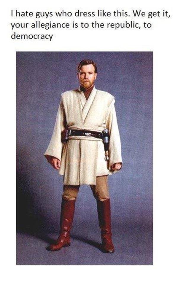 27 Funny Star Wars Prequel Memes