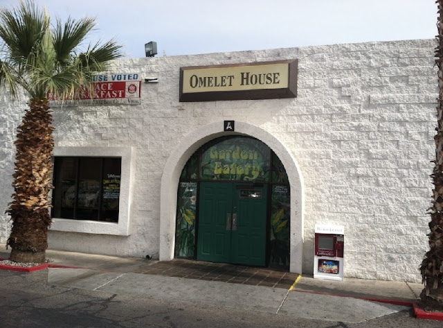 Restaurante Omelet House  em Las Vegas