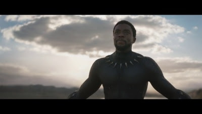 Black Panther (Movie) - Teaser Trailer - Screenshot