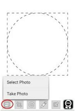 Cara ganti DP BBM di Android tanpa crop