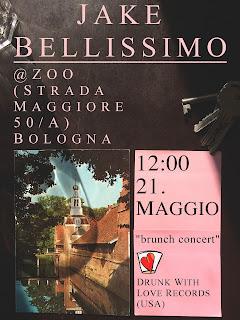 Jake Bellissimo in Italia!