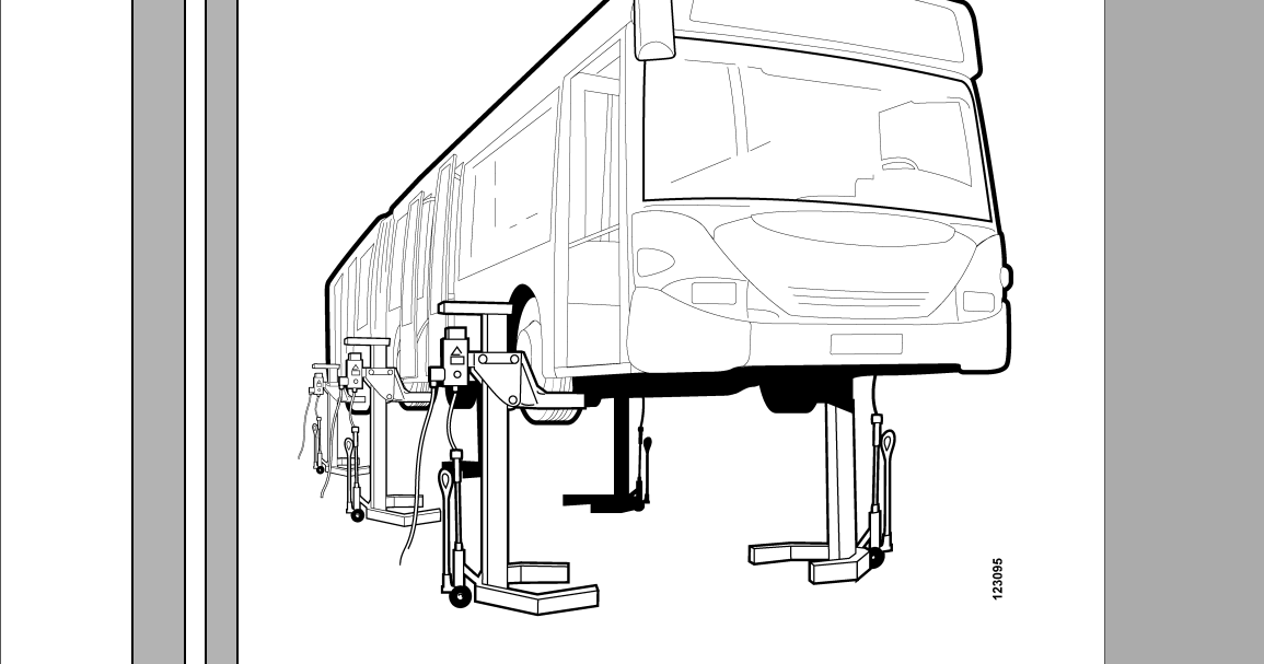 Scania Bus Repair Manual