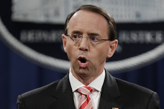 The United States Deputy Attorney General Rod Rosenstein is expected to leave his position soon after William Barr is confirmed as attorney general.