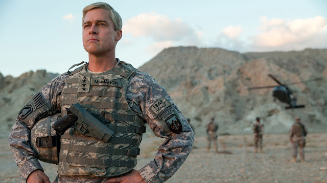 Brad Pitt David Michôd | Netflix War Machine