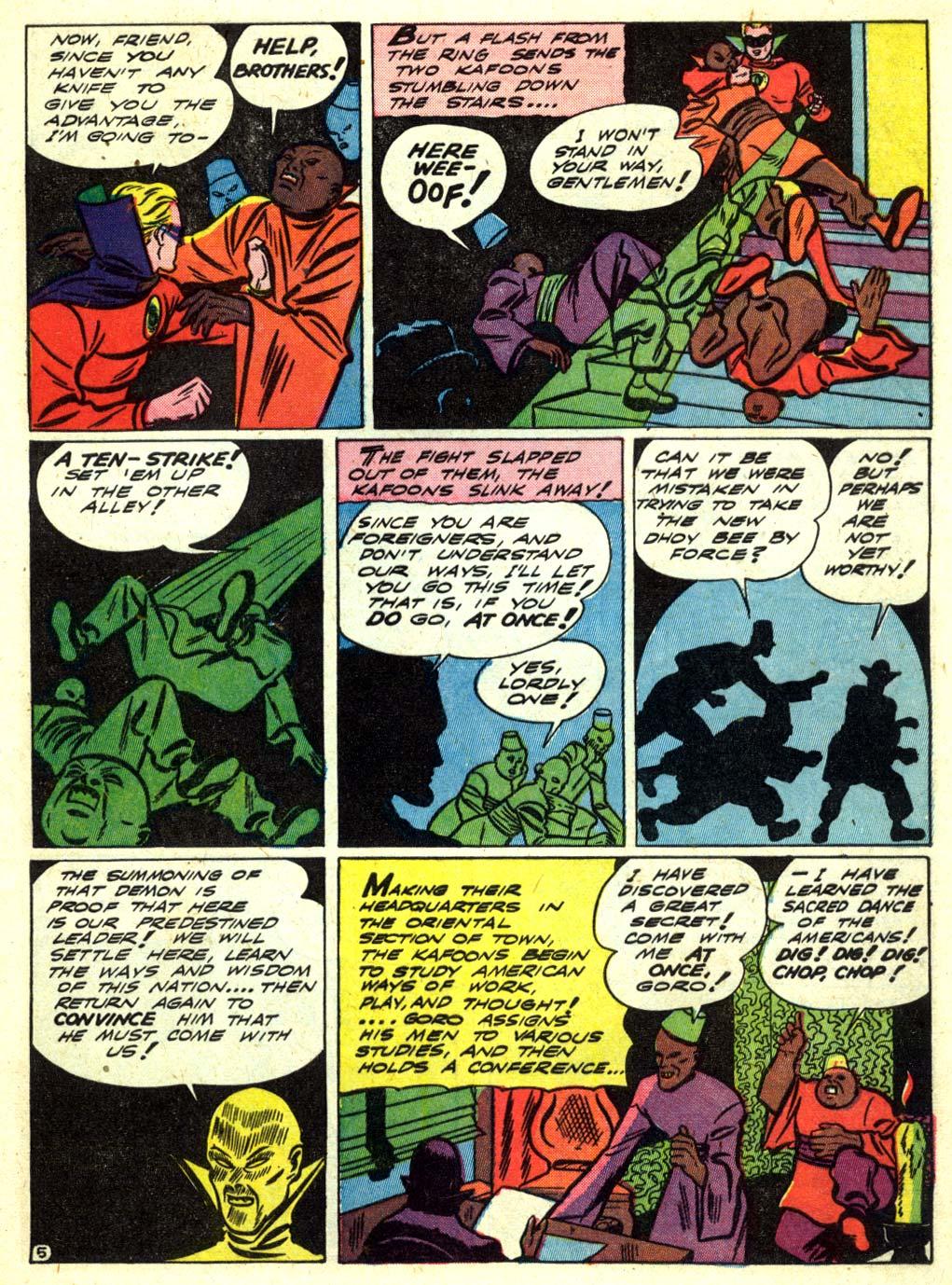Read online All-American Comics (1939) comic -  Issue #40 - 7