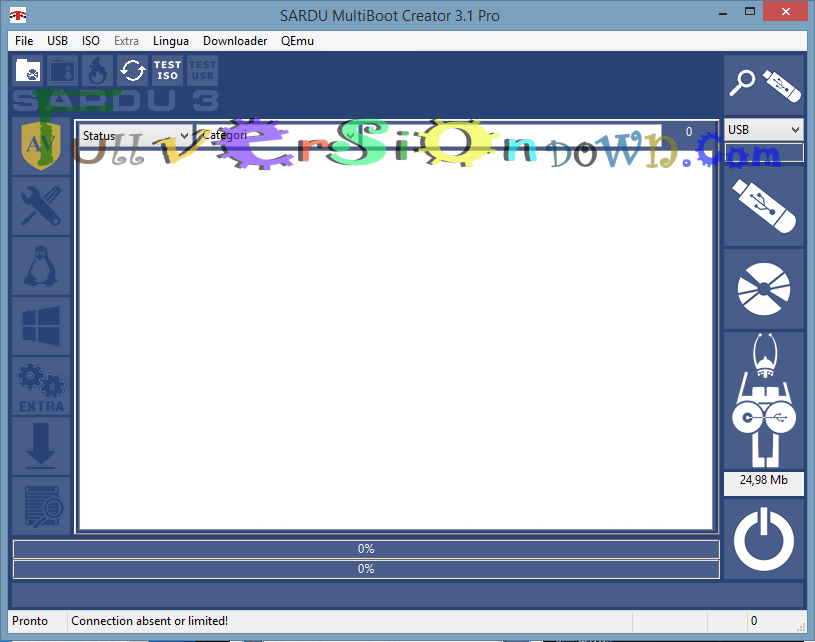 SARDU MultiBoot Creator Pro Basic Full Crack