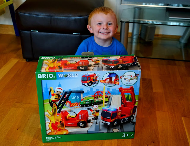 Brio Rescue Set