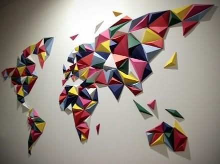 Polimind Papercraft Designs | Polygone Kunstwerke DIY im Crowdfund