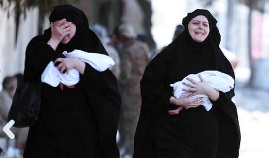 Daripada Diperkosa Oleh Tentara Suriah, Perempuan Aleppo Lebih Memilih Bunuh Diri