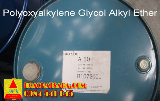Hóa Chất SAPA | Polyalkylene glycol monobutyl ether