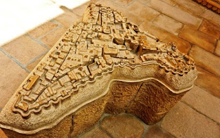 Model of Jaisalmer Fort, heritageofindia, Indian Heritage, World Heritage Sites in India, Heritage of India, Heritage India