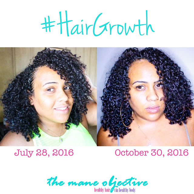 Rapunzel Hair Growth Challenge Month 3 - Final Results + Video Review!