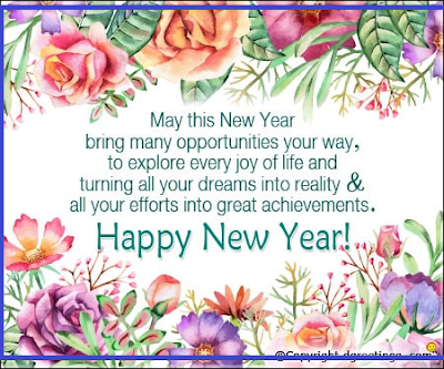 Happy New Year 2019 Sayings Images/Cards