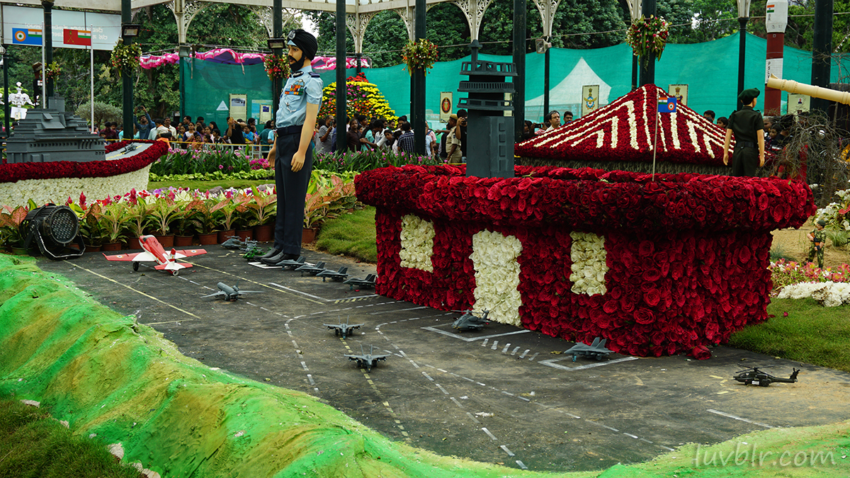 Lalbagh Flower Show August 2018