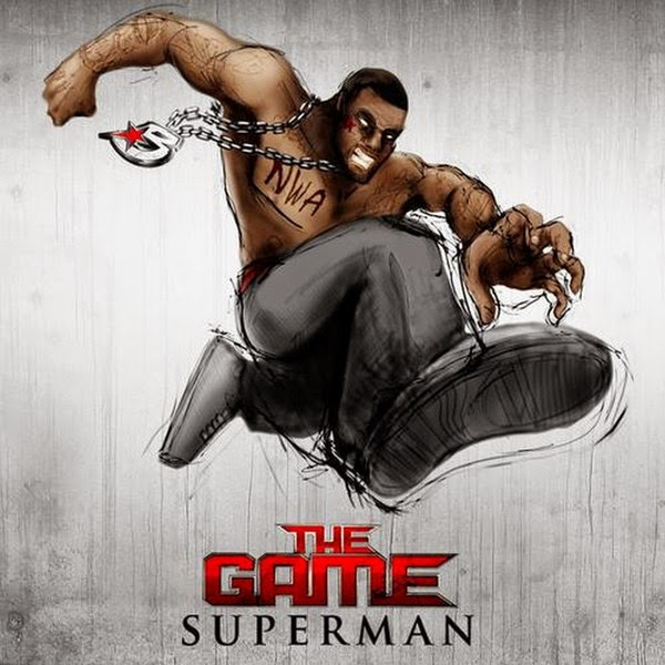 Game - Superman Cover