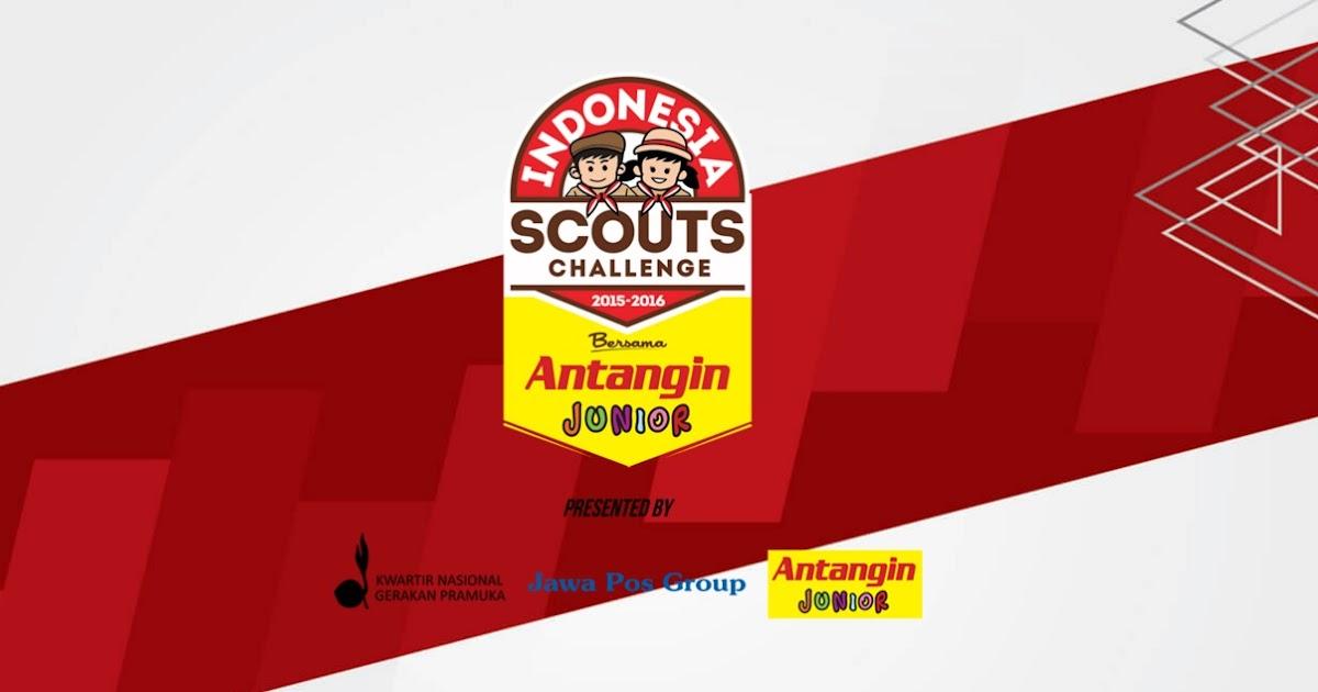 Materi Indonesia Scouts Challenge Isc Tahun 2015 2016 Ayo Sinau Bareng