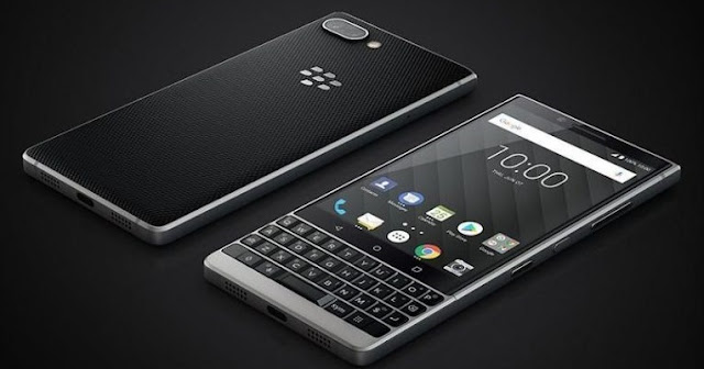 BlackBerry Unveils KEY2 Smartphone with Physical Keyboard Under a 4.5 Inch Screen