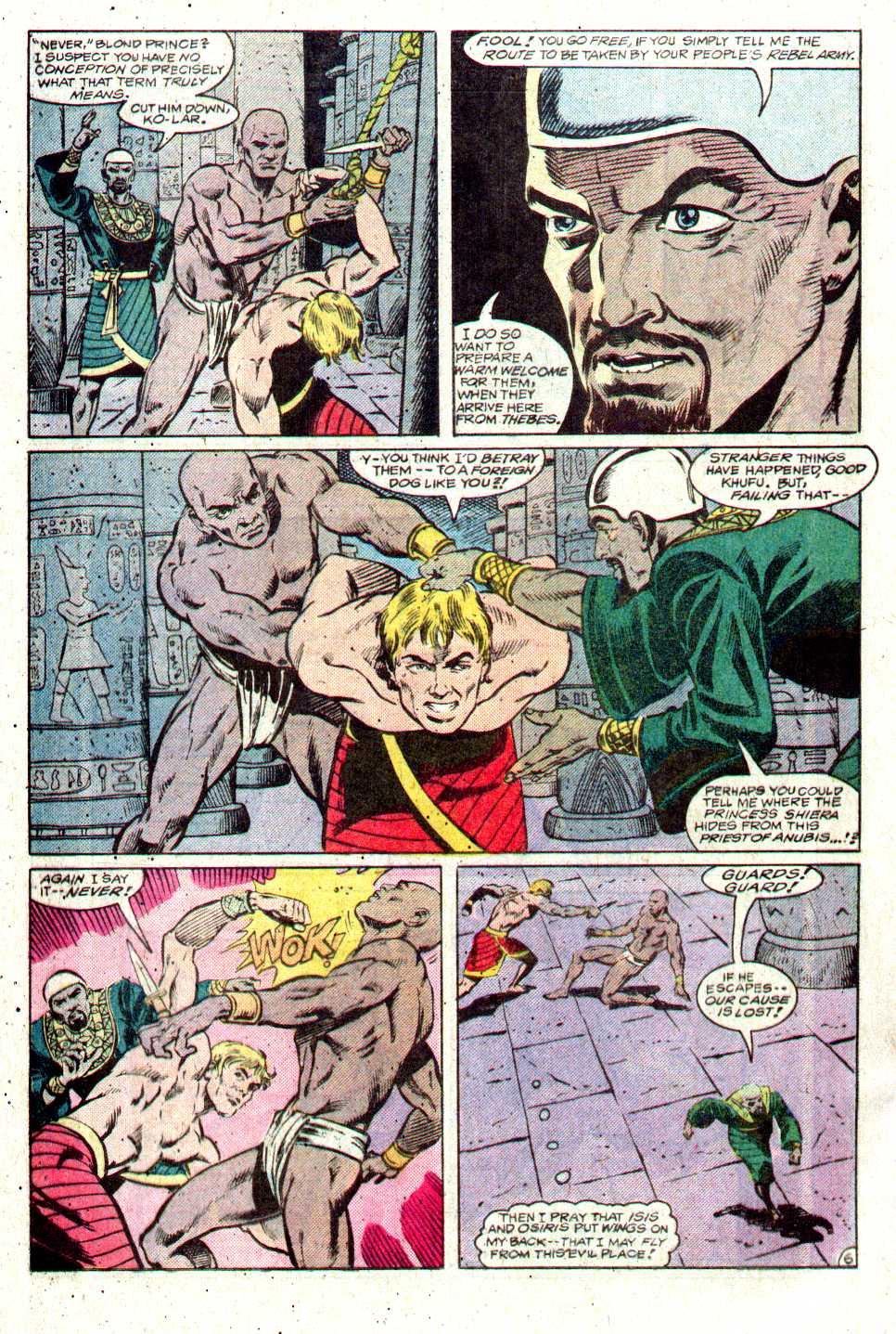 Read online Secret Origins (1986) comic -  Issue #11 - 23