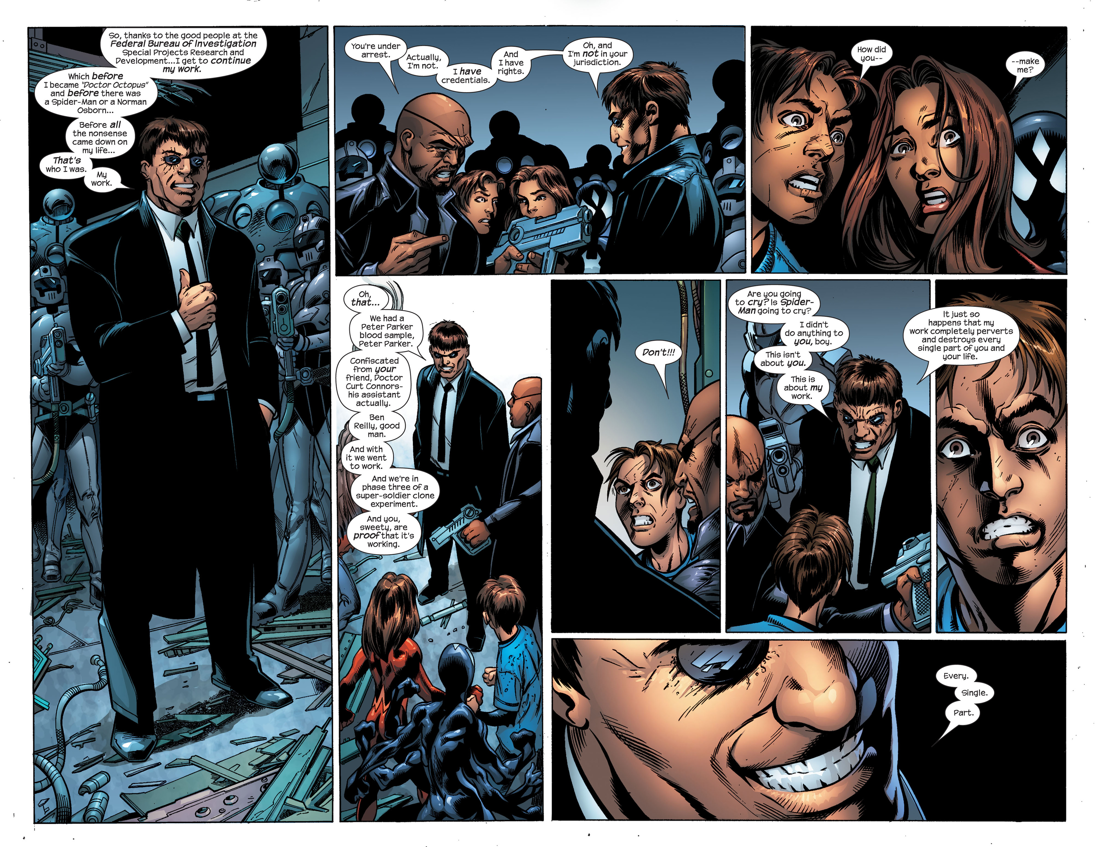 Read online Ultimate Spider-Man (2000) comic -  Issue #103 - 13