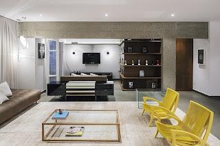 Apartamento de diseño en Brasil