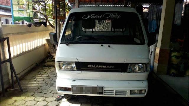 Sejarah Perjalanan Suzuki Carry Changan di Indonesia