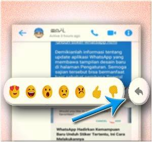 Facebook Messenger Hadirkan Fitur 'Reply', Begini Cara Menggunakannya