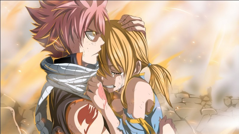 Download Anime Batch Fairy Tail