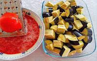 Σάλτσα μελιτζάνας για ζυμαρικά - by https://syntages-faghtwn.blogspot.gr