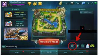cara memainkan 2 akun game mobile legends di 1 hp android