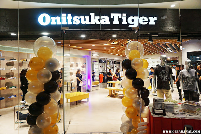 Onitsuka Tiger now in Davao