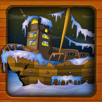 The Circle-Ice Ship Escape - Juego Online