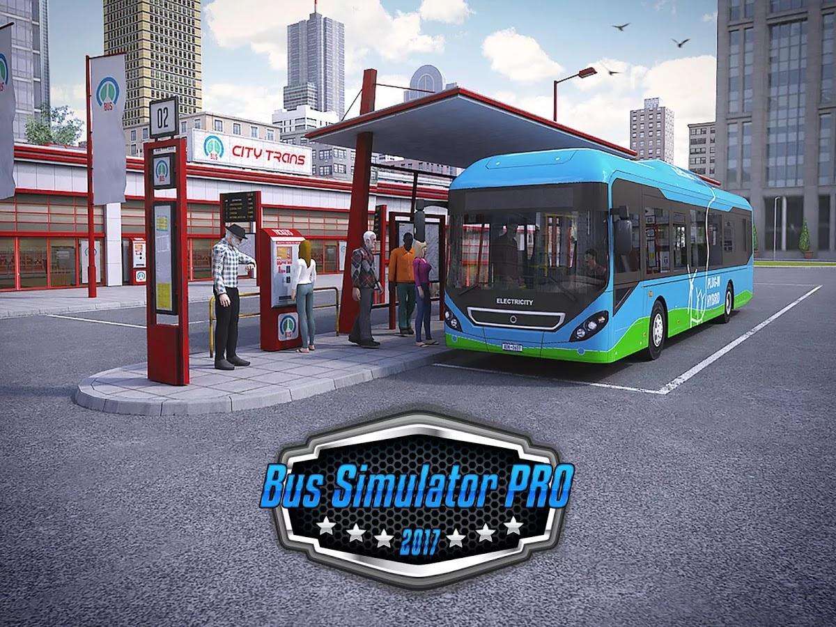 Resultado de imagem para bus simulator pro 2017