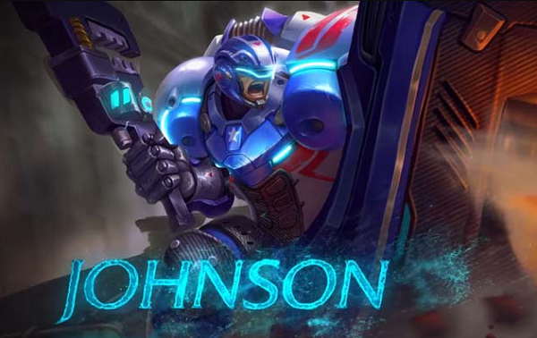 Johnson, Hero Mobile Legends Terbaru Rilis Pekan Ini!