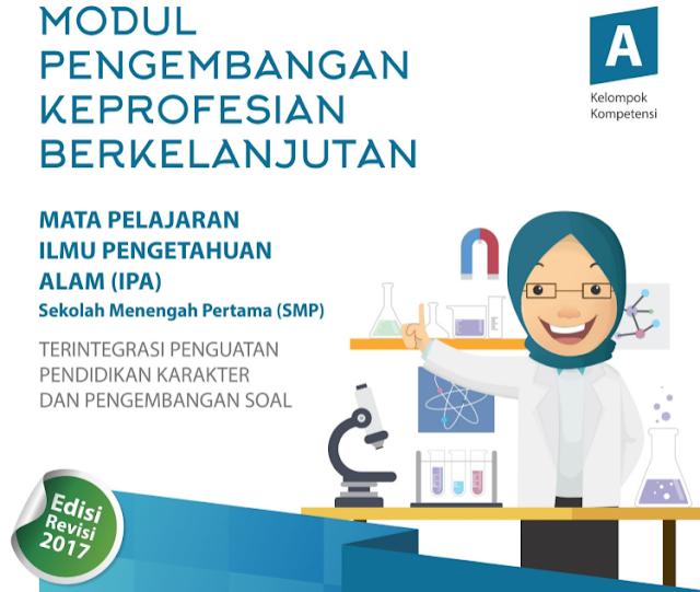 Modul PKB IPA SMP Revisi 2017