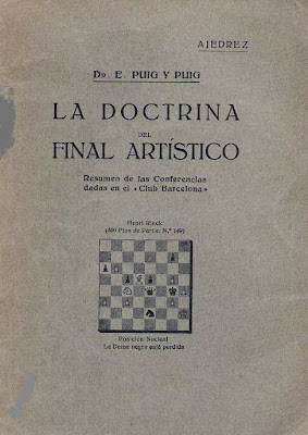 """Portada del librito  """"La doctrina del final artístico (1923)"""""""