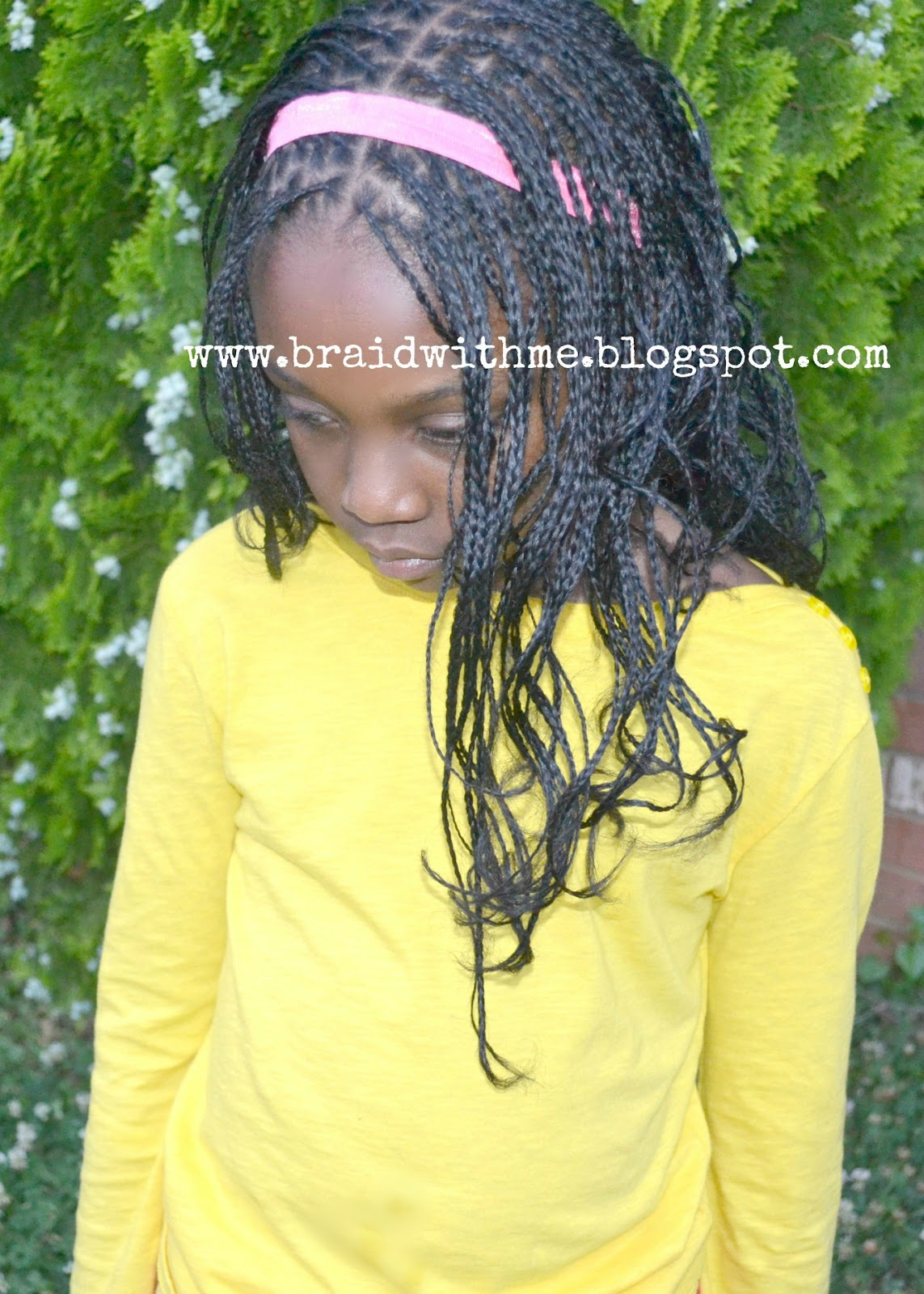 Beads Braids And Beyond Box Braids For Girls