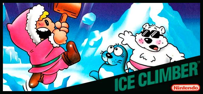 Ice Climber Nintendo 1985