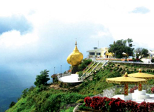 Golden Rock - Myanmar Tours - Huong Viet Travel
