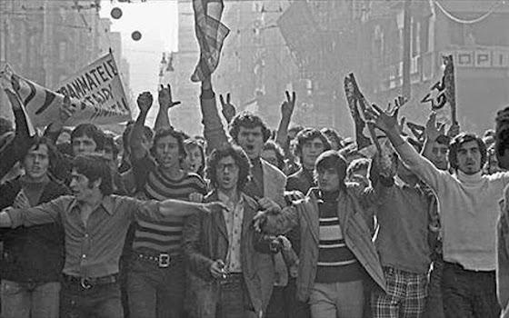 Το Πολυτεχνείο του 1973 αποτυπώνεται σε έκθεση φωτογραφίας