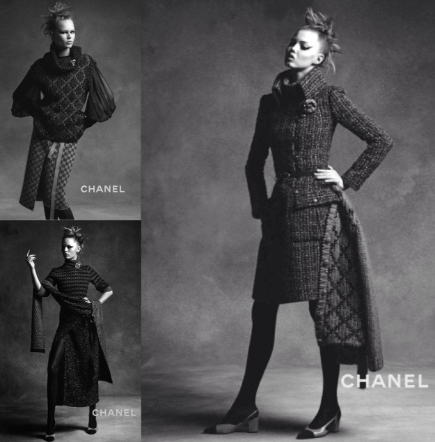 Chanel ads, fall 2015