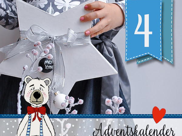 Adventskalender - Türchen Nr.4 - Blogger-Memory by sweet Dagmar - Zwirnguin