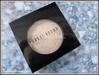 Bobbi Brown Sparkle Eye Shadow in Gold Star