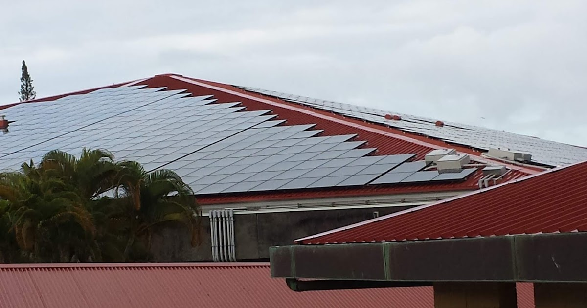 Ililani Media: HECO Companies RFP for Wind, Solar, Storage