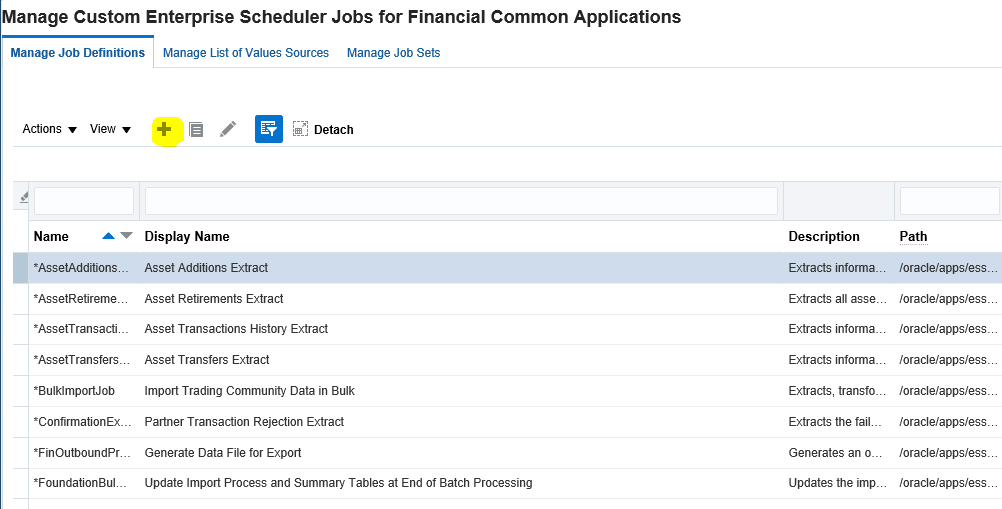 Part 3 Oracle Fusion BIP Reports and Register in Oracle Fusion as a ESS Job